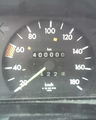 400,000 km on June 11, 2008