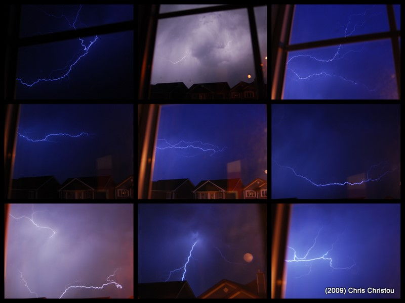 2009-08-26-lightning-collage